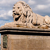 Hungary - Budapest - Chain Bridge Lion.jpg