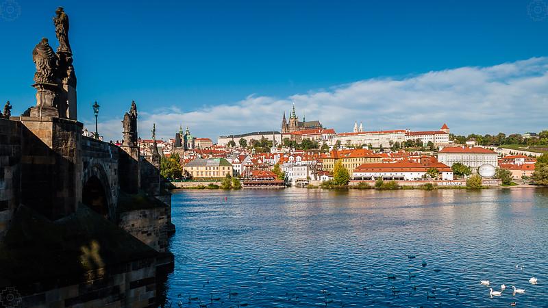 Czech Rep - Prague - Charles Bridge & Castle.jpg
