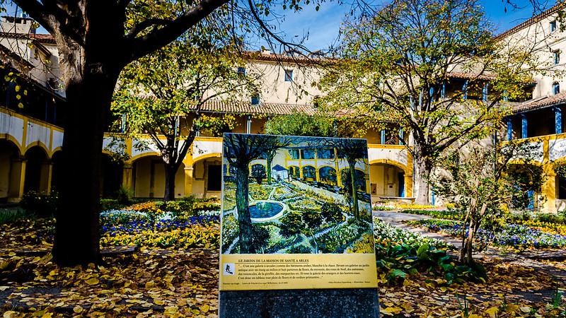 France - Arles - Van Gogh Courtyard.jpg