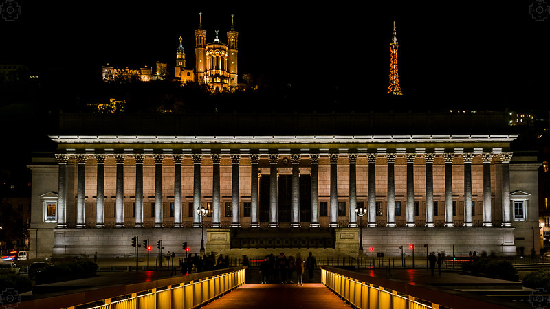 France - Lyon - Architecture - Night - 6.jpg