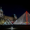 France - Paris - Louvre - Pyramid Courtyard.jpg