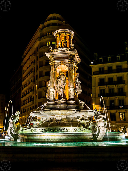 France - Lyon - Architecture - Night - 4.jpg
