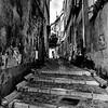 France - Arles - Walkway BW.jpg