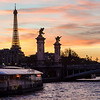 France - Paris - Along the Seine - Sunset - 2.jpg