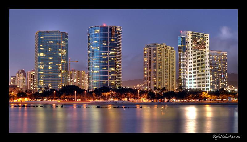 Ala Moana Buildings