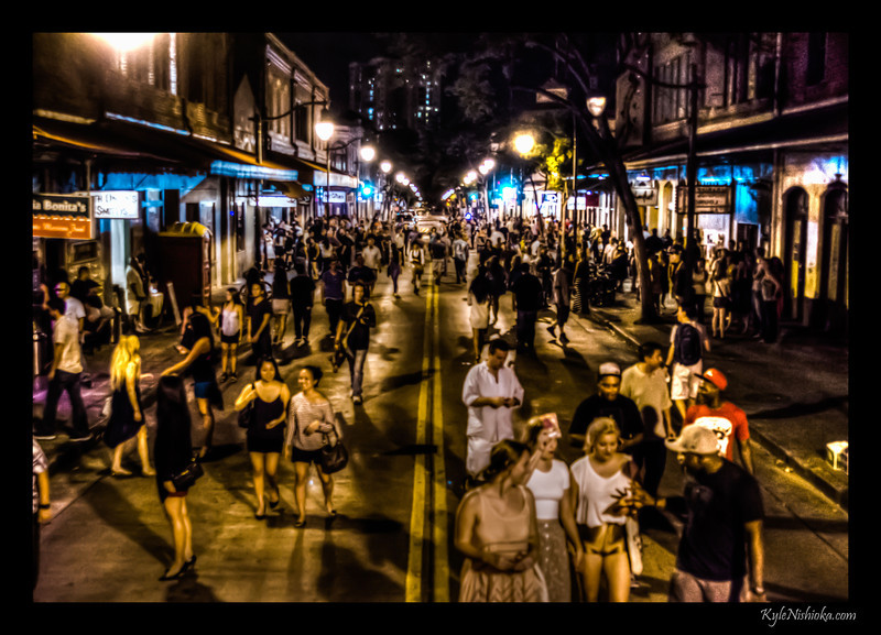 First Friday - August 2012 - Chinatown