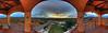 HDR Sunrise in Globe, AZ