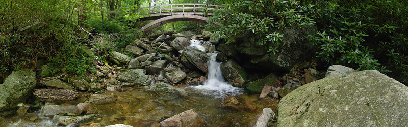 Wilson's Creek, Blue Ridge Parkway, NC