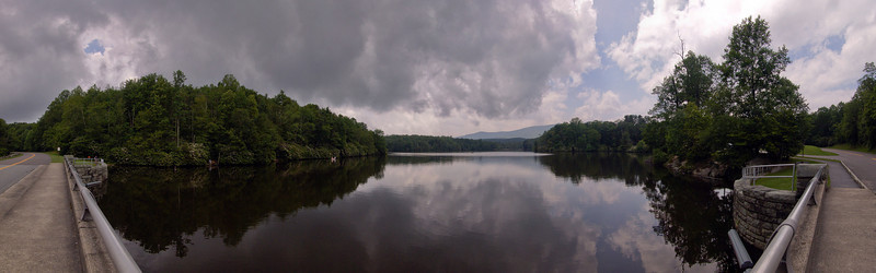 Price Lake Before a Storm, Blue Ridge Parkway, NC