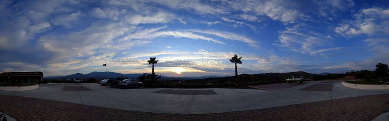 Sunset, Globe, AZ