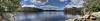 Price Lake in the Fall, Blue Ridge Parkway, NC
