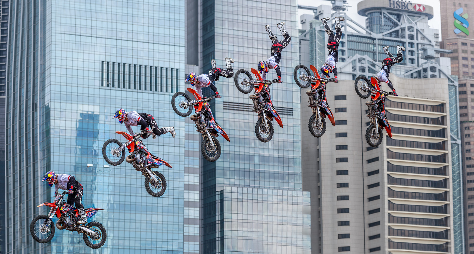 RED BULL X-FIGHTERS JAMS #03