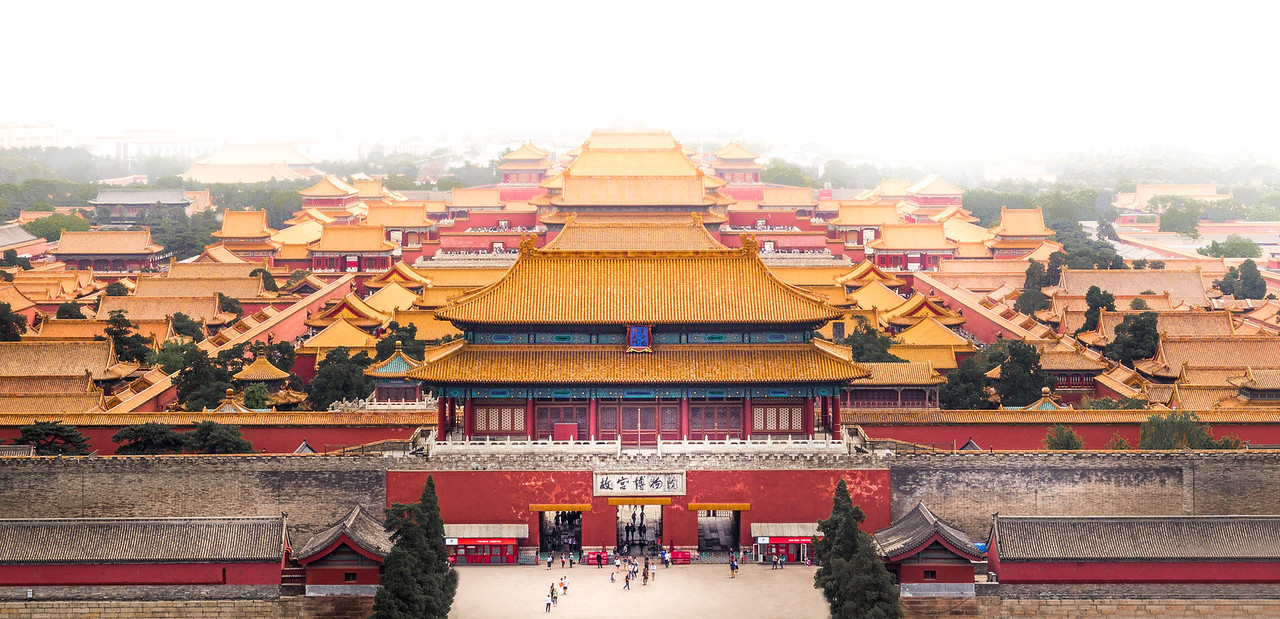 The Forbidden City Is Suffering From Air Pollution