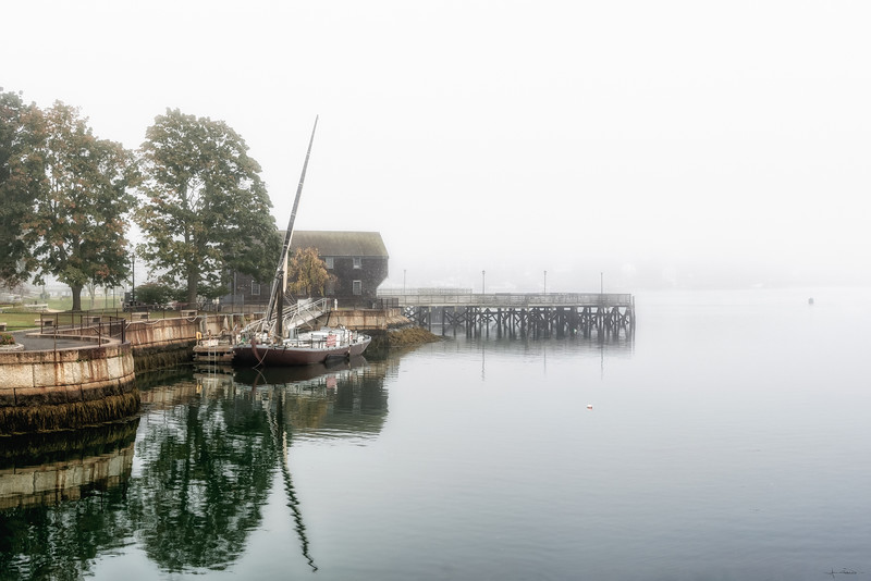 Portsmouth Morning