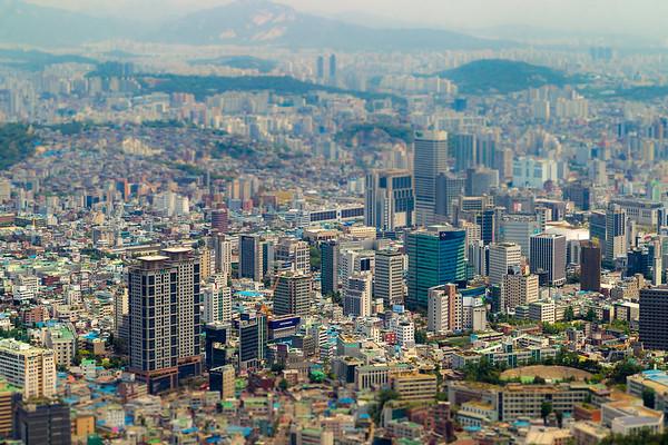 Seoul, 2015