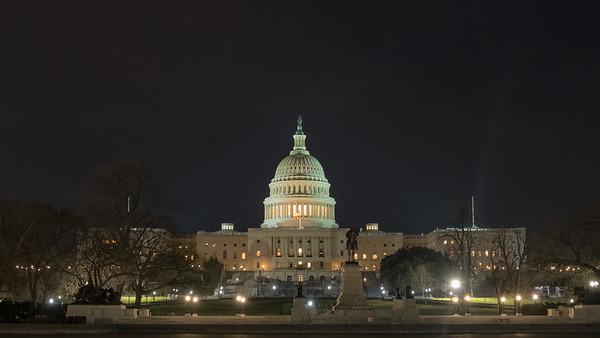 U.S. Capitol, Washington D.C., 2020