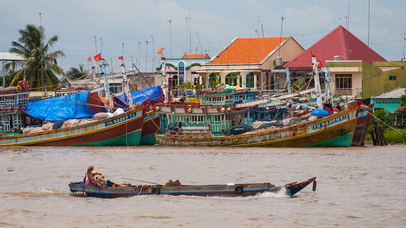 Mekong River, 2008