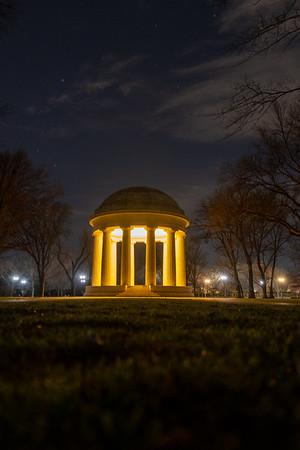 D.C. War Memorial, Washington D.C., 2020