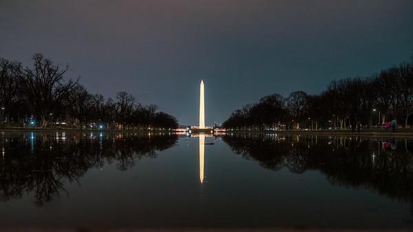 Washington Monument, Washington D.C., 2020