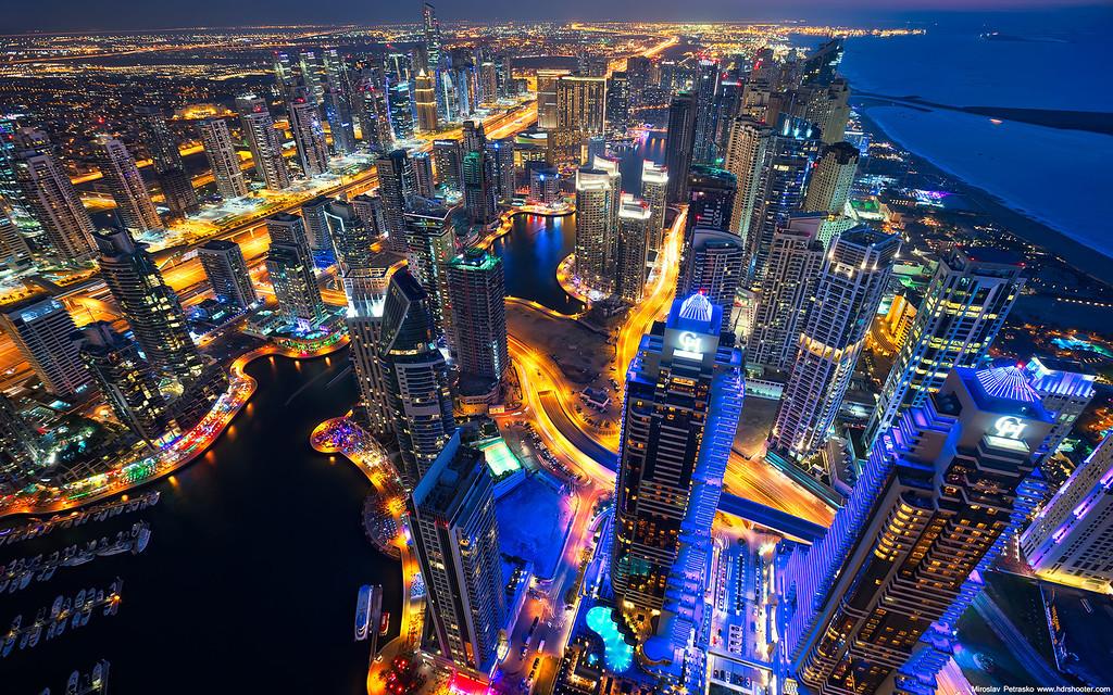 Dubai Marina 1920x1200