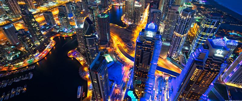 Dubai Marina wallpaper