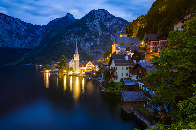Photo from Hallstatt wallpaper