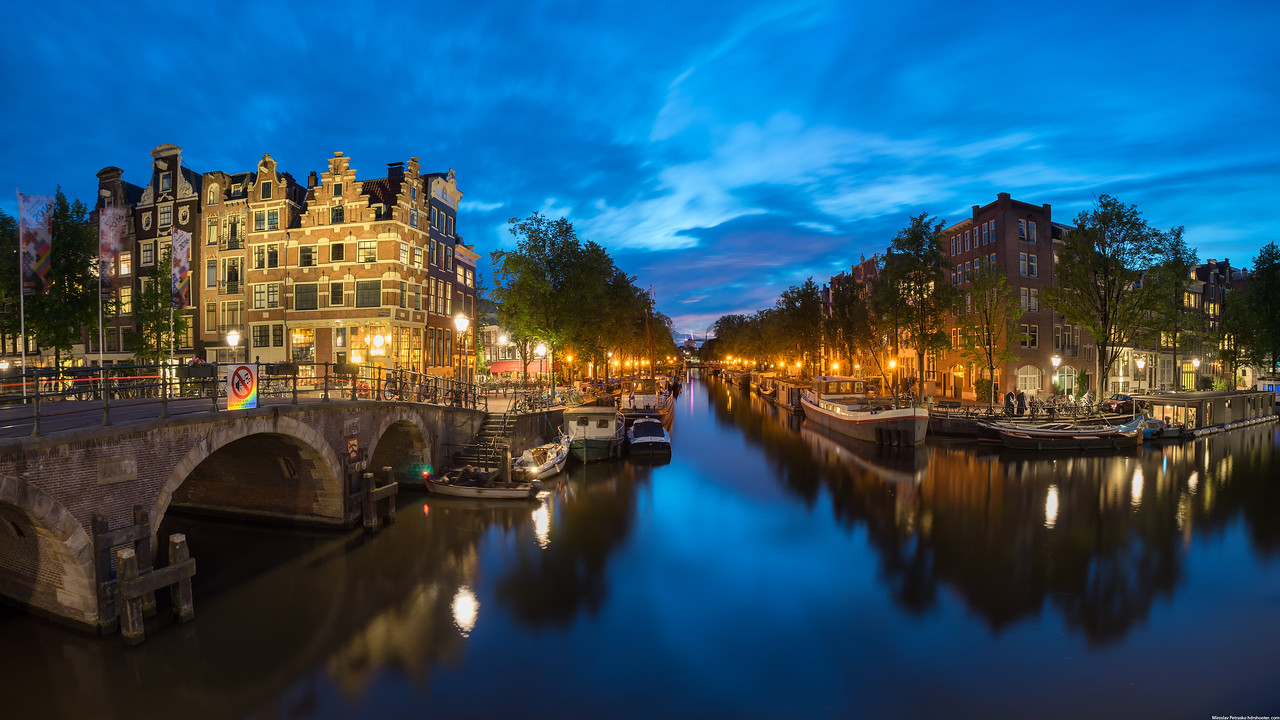 4K wallpapers from Amsterdam