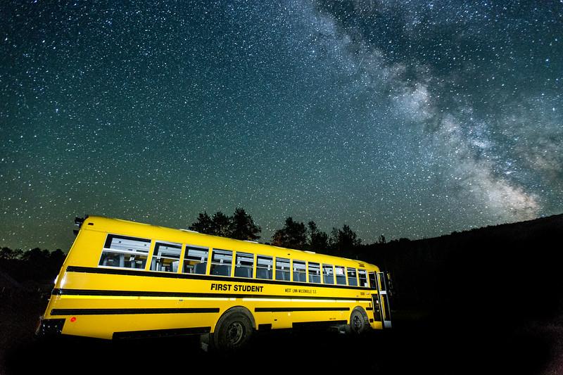 Milkyway School Bus