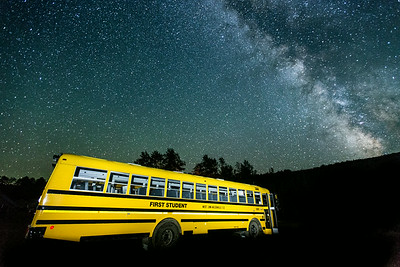 Milkyway School Bus