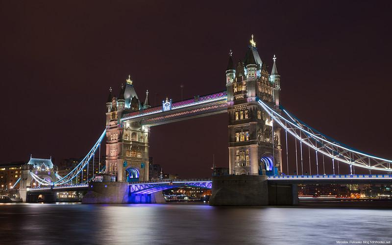 The Tower bridge 1920x1200