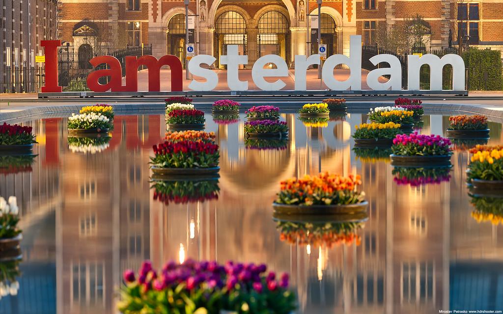 I am Amsterdam 1920x1200