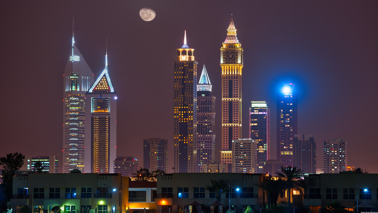 More 4K wallpapers of Dubai