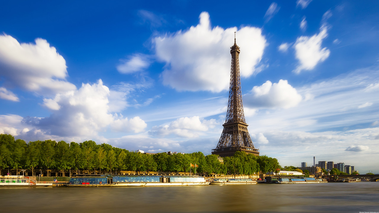 4K wallpapers 3840x2160 Paris