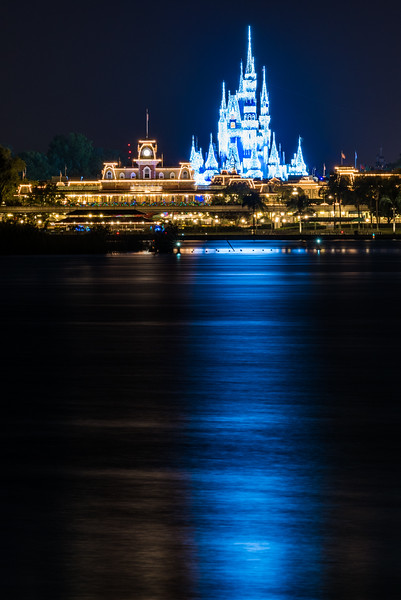 Dream Lights Across the Seven Seas Lagoon