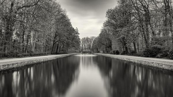 Mirror pond (Spiegelvijver)