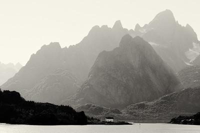 Raftsundet, Lofoten, Norway