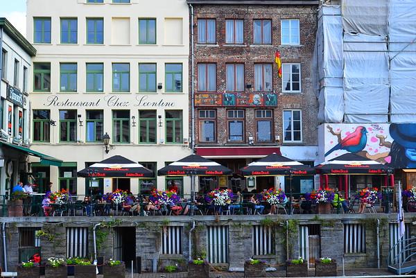 Restaurant Chez Leontine, Ghent
