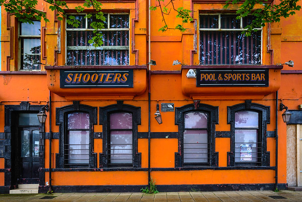 Orange Shooters' Pool & Sports Bar, Bangor