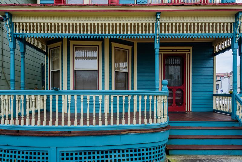 Porch, Cape May