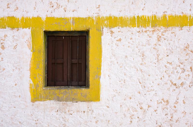 White & Yellow.
