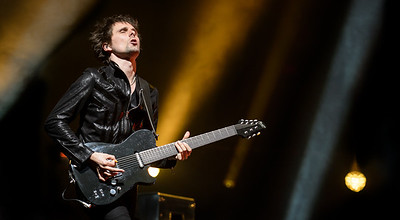 Muse performs at Valley View Casino Center in San Diego,  California
