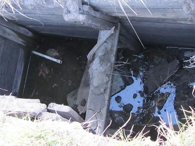 Simmons' Cistern at Deer Lake