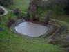 Lower Twin Pond, Monday, January 18.