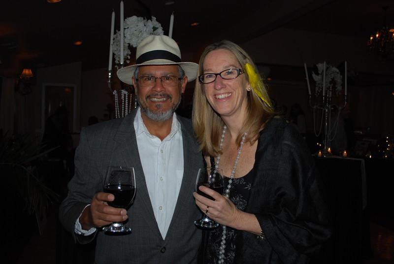 Laura and Jorge Abellan