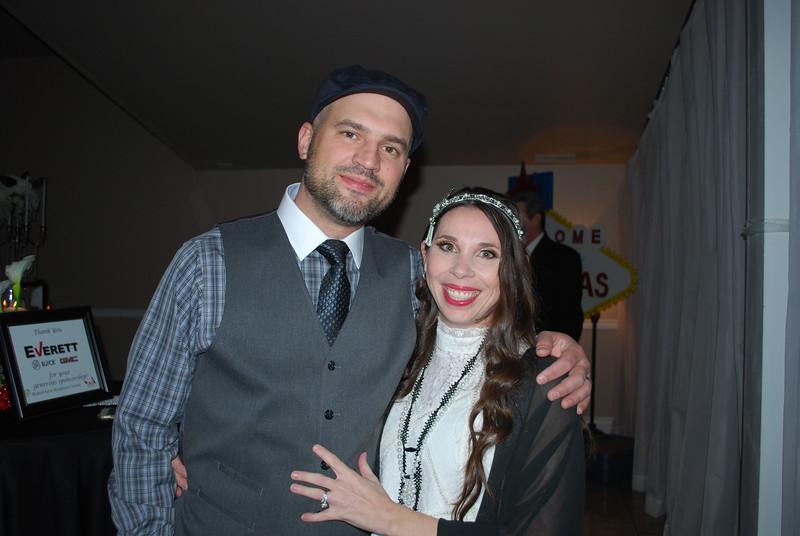 Jonathon and Kimberly Enderle