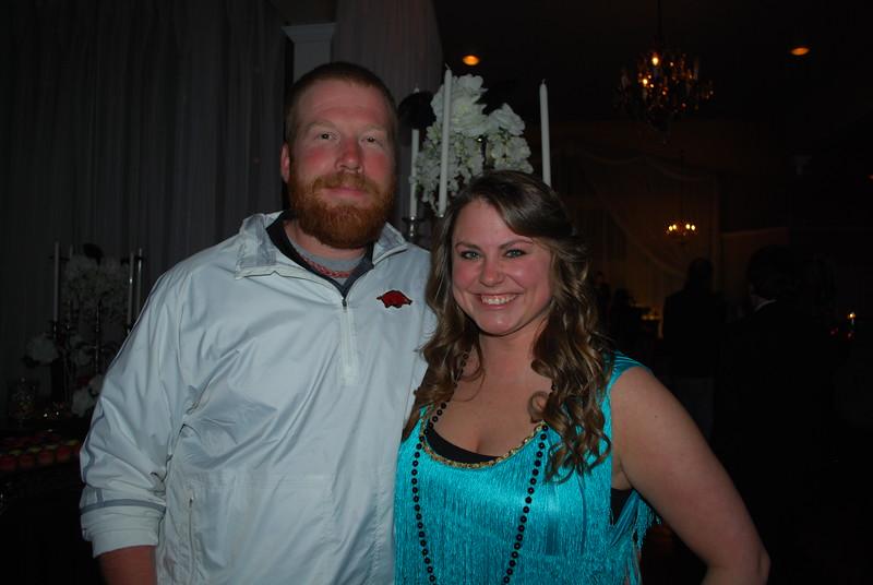 Whitney and Matt Kimbro