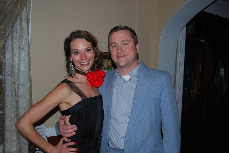 Rachel and Jacob Harr