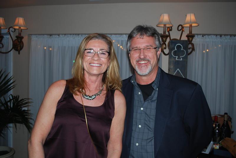 Heather Incao and Mark Hayre