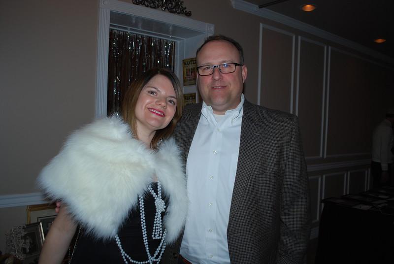 Julie and Tim McGruver