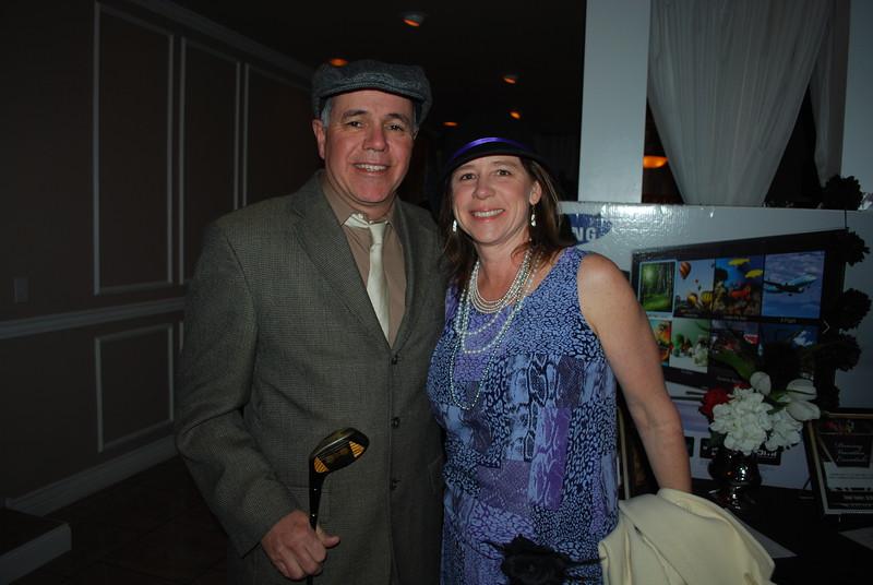 Ali Phillips and Teri Malies